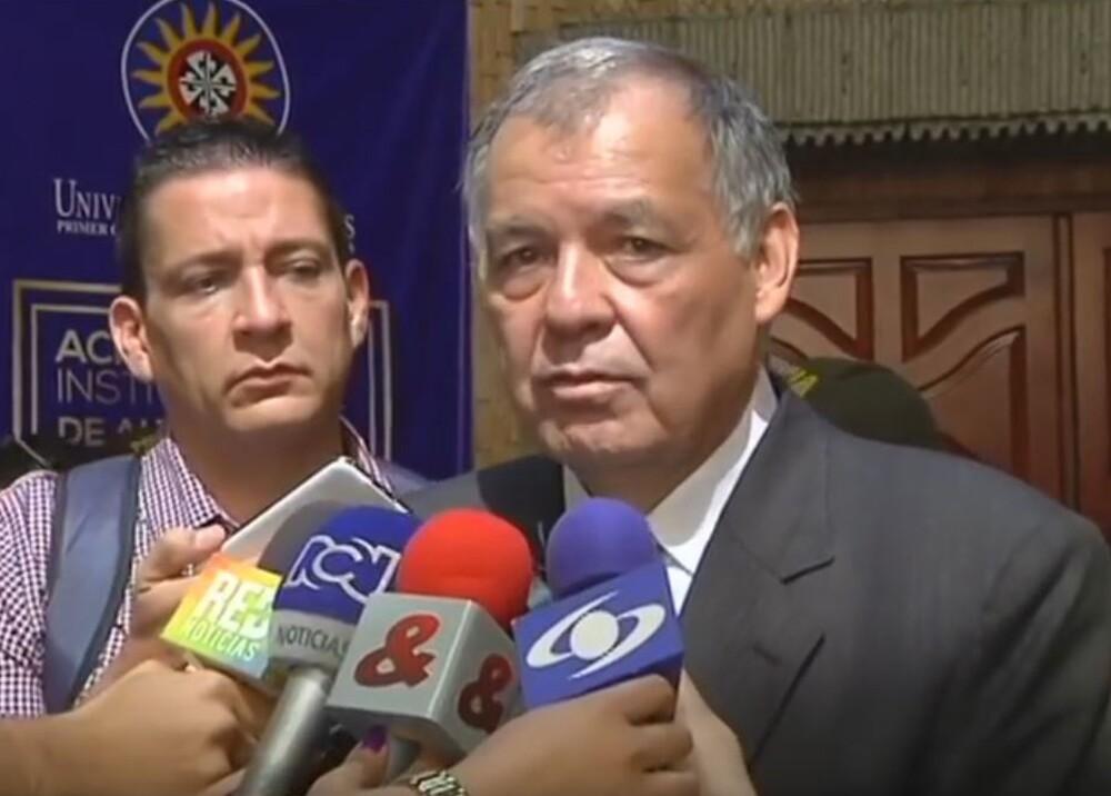 60870_Alejandro Ordoñez - Foto: YouTube Procuraduría General de la Nación