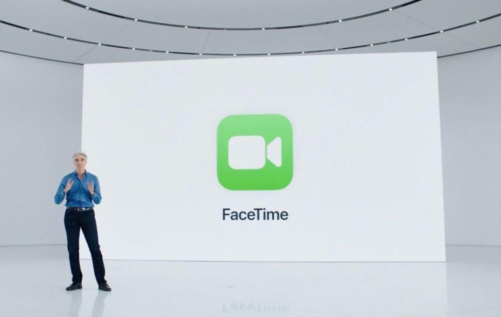 Apple presenta novedades en FaceTime. Foto Apple.JPG