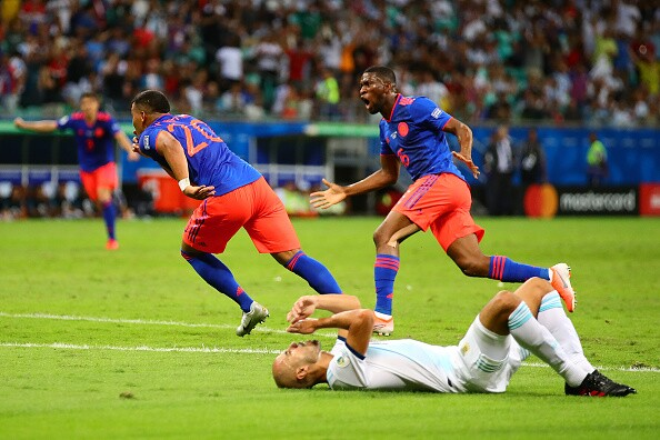 Colombia vs. Argentina, Copa América 2019