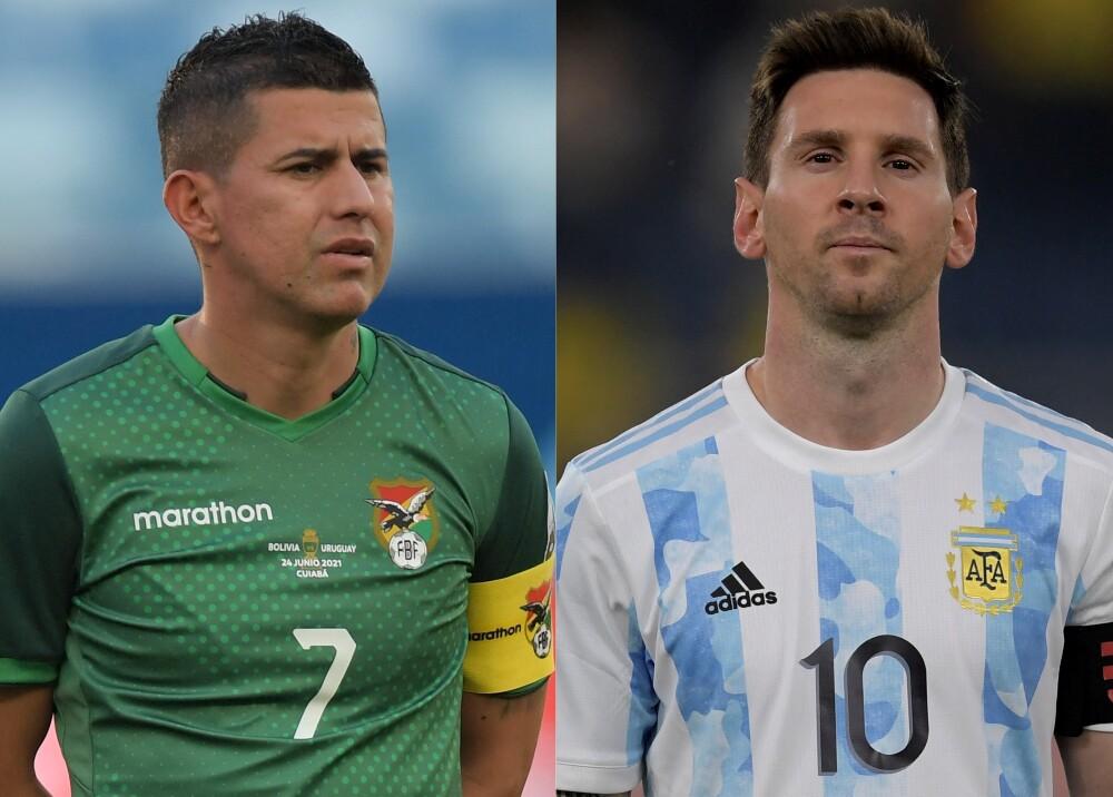 Selecciones de Bolivia y Argentina Foto AFP.jpg