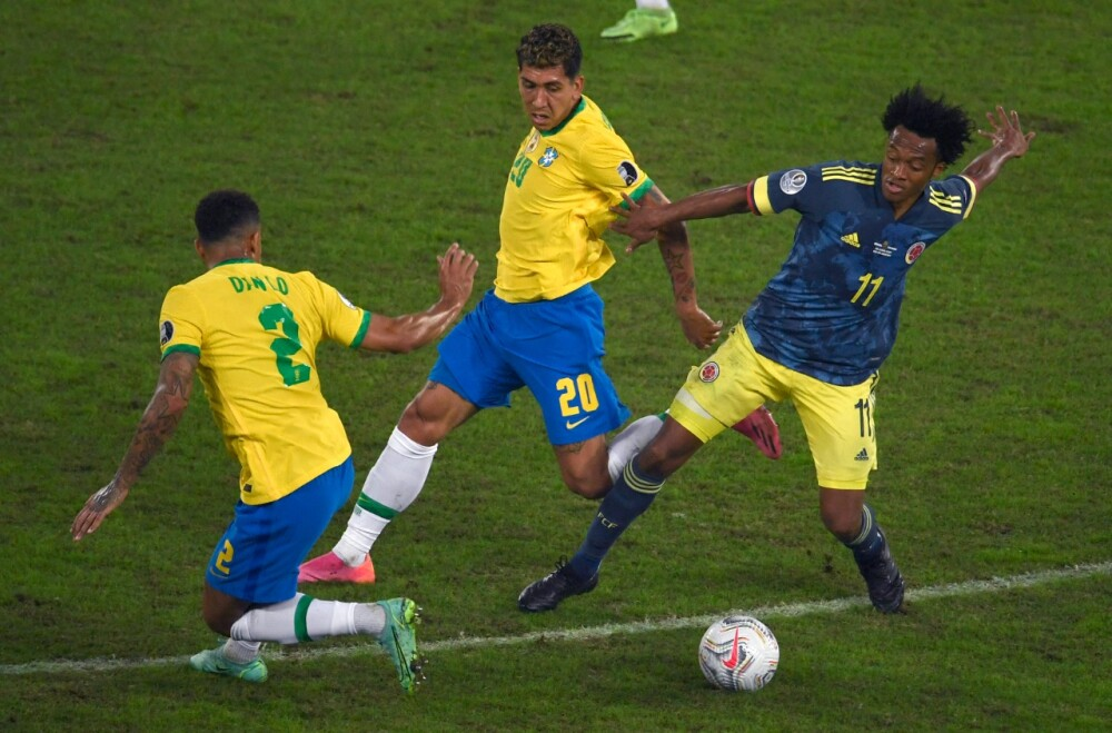 Colombia 1- Brasil 2: dolorosa derrota de nuestra Selección, con Néstor  Pitana en el ojo del huracán