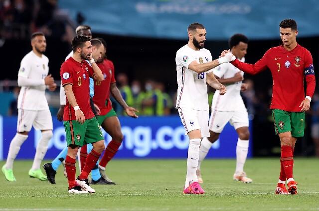 Portugal contra Francia