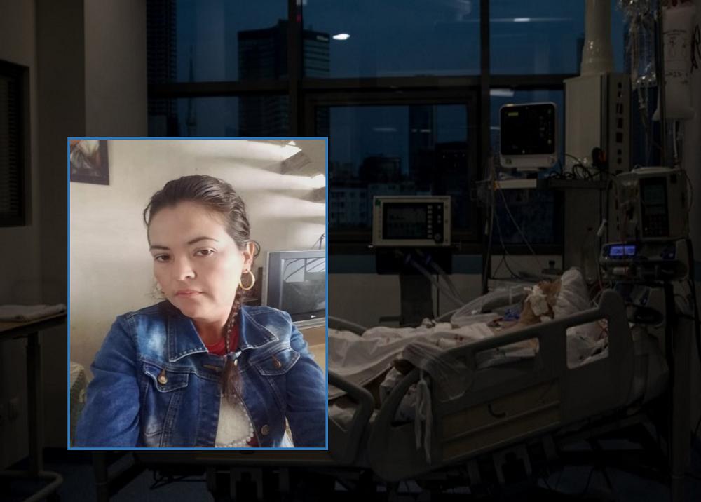Yuly Milena Verjel es la paciente que necesita ayuda de su EPS