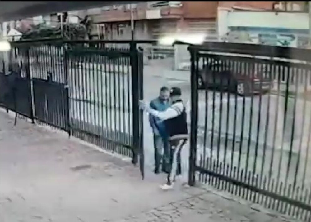 373011_Capturan a integrantes de 'Los Porteros' // Foto: Captura de video Fiscalía