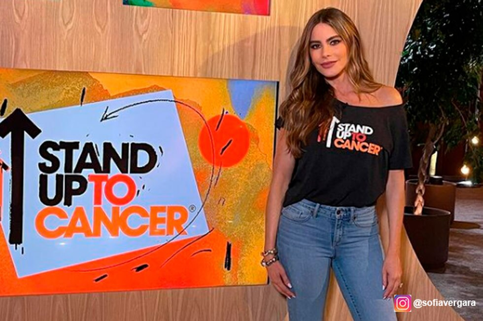 Sofía Vergara habló sobre su cáncer de tiroides