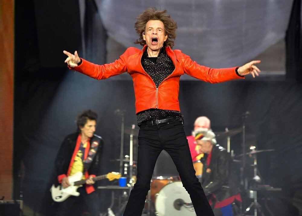 331446_BLU Radio, Mick Jagger / Foto: AFP