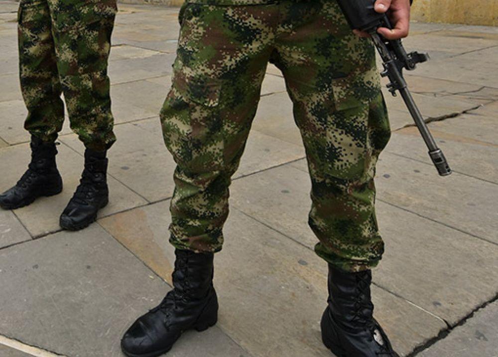 69703_Ejercito_Militares_Soldados // Foto: AFP