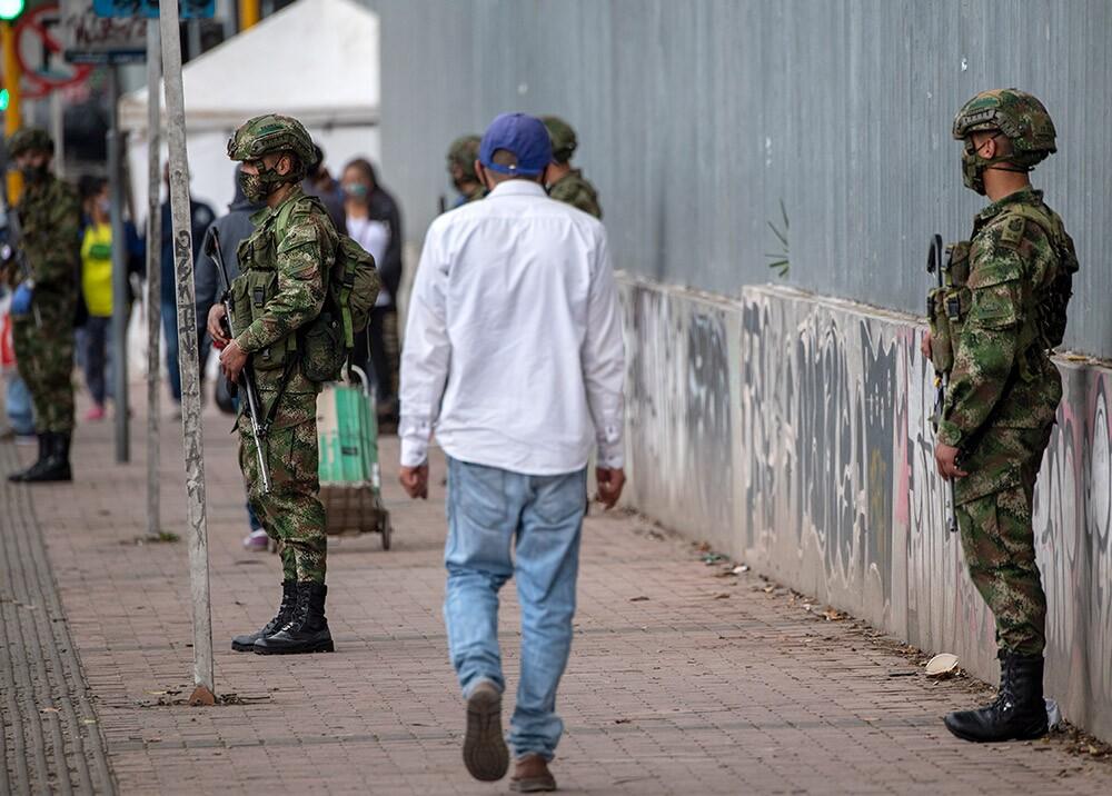 373772_Pico y cédula en Bogotá // Foto: AFP