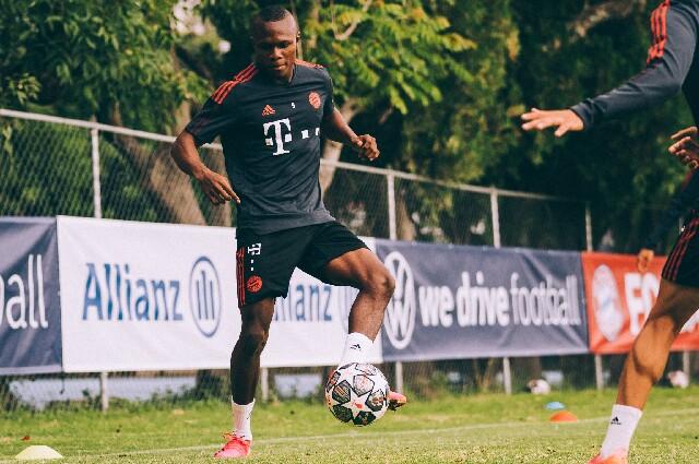 José Mulato, en el Bayern Múnich
