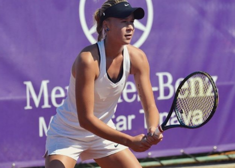 Barbora Palcatova recibió fuerte castigo por amañar el resultado de un partido.