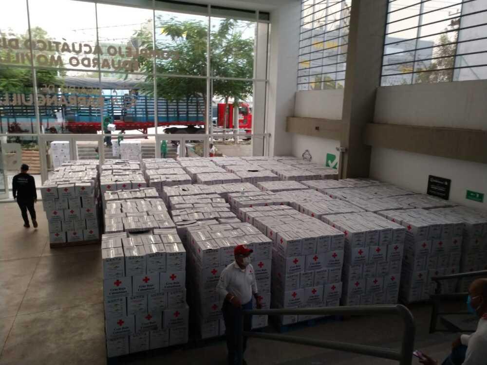 371733_BLU Radio // Ayudas humanitarias // Foto: Ecopetrol