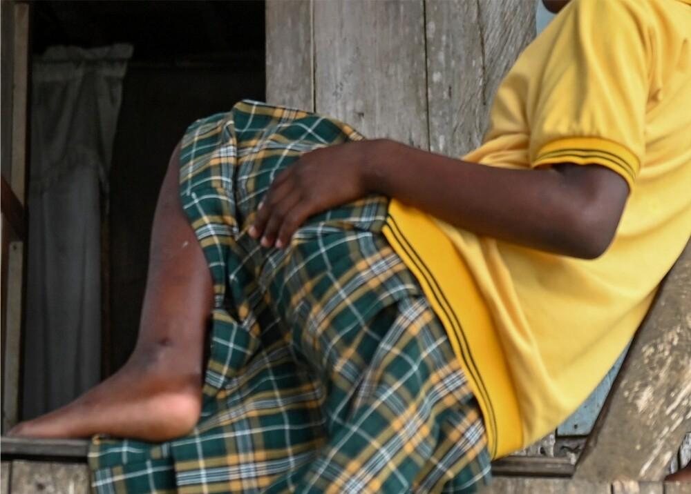 353910_BLU Radio. Niños en Chocó // Foto: Referencia AFP
