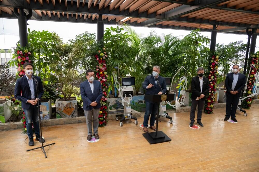 370707_Visita Iván Duque a Medellín / Foto Presidencia