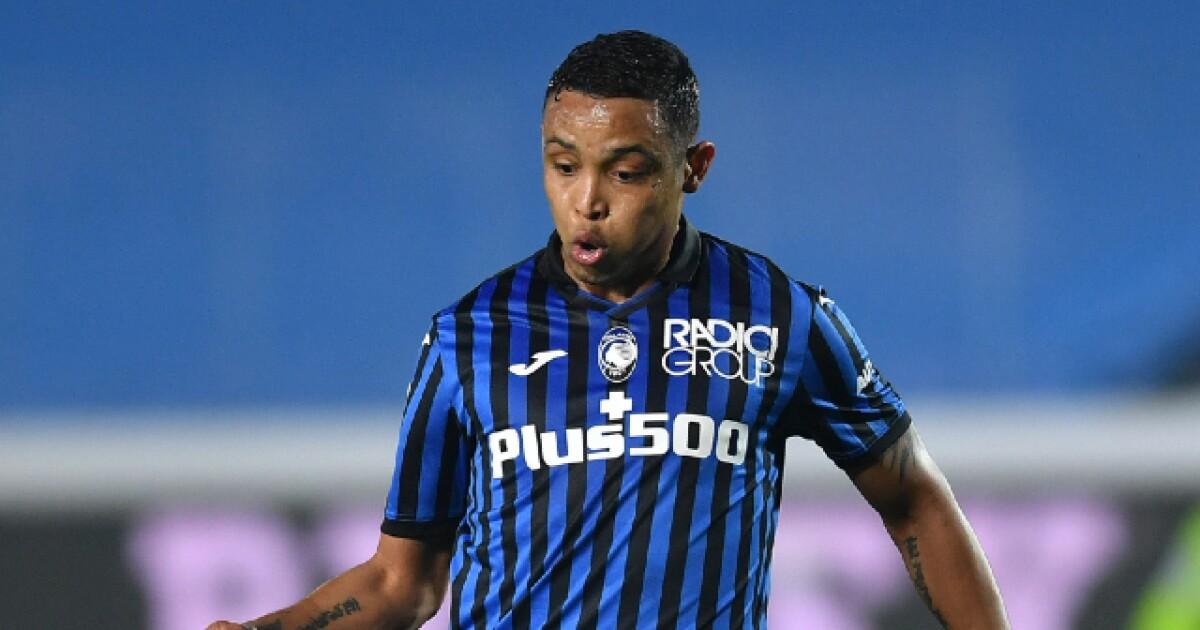 Luis Fernando Muriel no se cansa de 'romperla' en Italia: tiene nuevo récord en el Atalanta