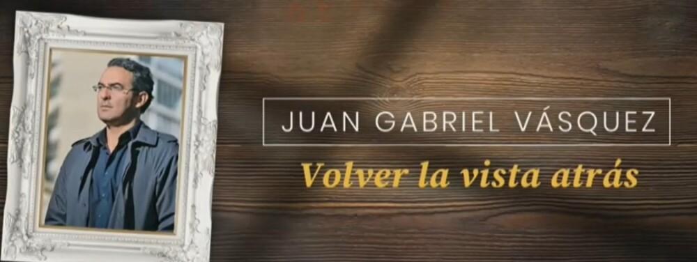 Escritor Juan Gabriel Vásquez gana Premio Vargas Llosa