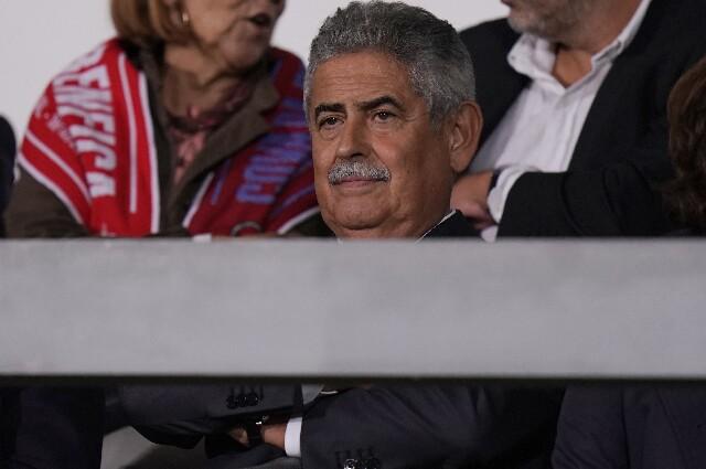 Presidente del Benfica