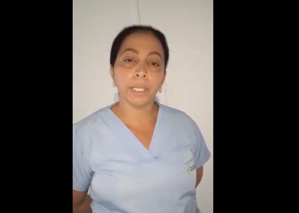 371864_BLU Radio // Luisa Barros, denunciante // Foto: captura de video
