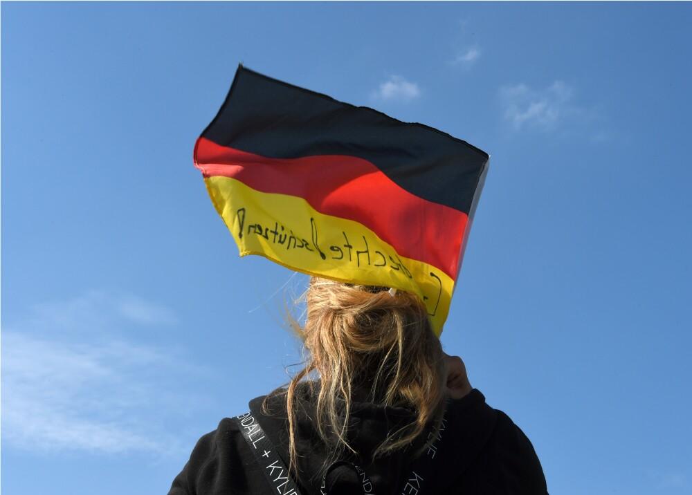 364049_Alemania_Bandera // Foto: Referencia AFP