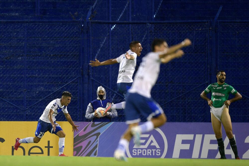 Velez vs Cali - Sudamericana