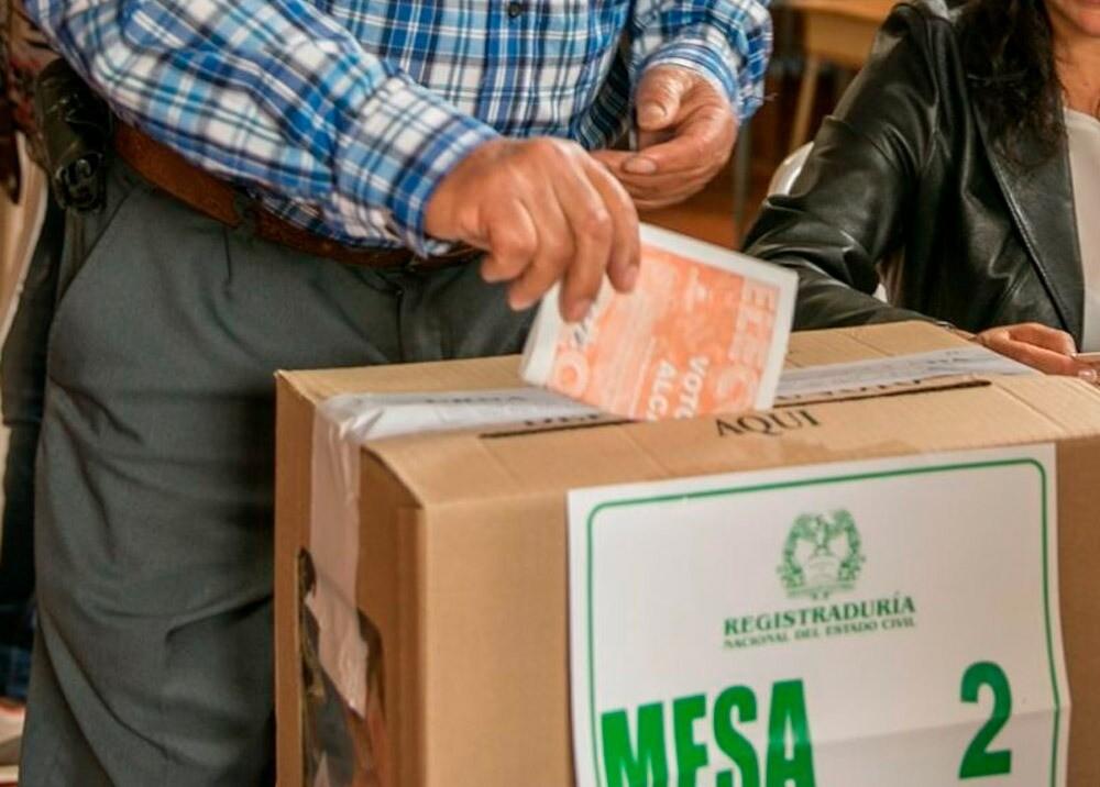 372093_Elecciones // Foto: Facebook Registraduría
