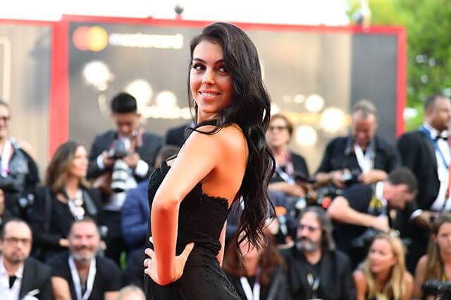 AFP: Georgina Rodríguez, novia de Cristiano Ronaldo