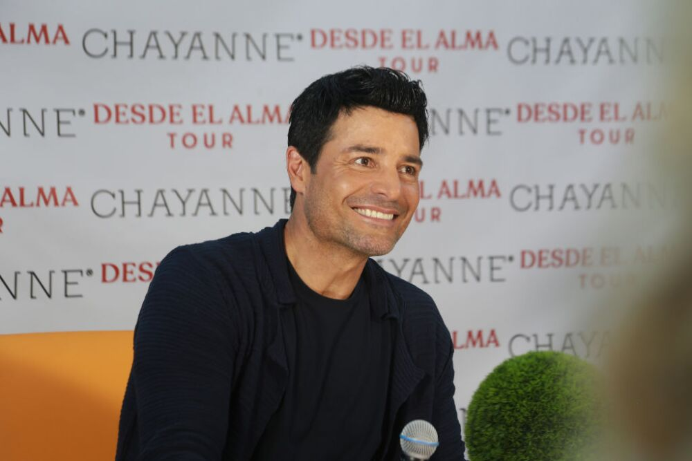 Chayanne Press Conference