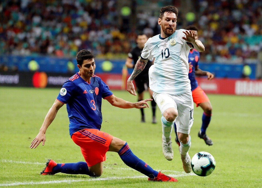 337110_BLU Radio // Stefan Medina - Colombia vs Argentina // Foto: EFE