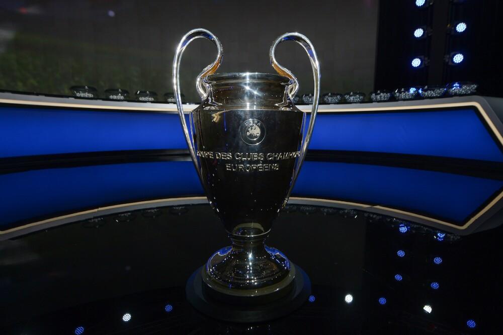 Champions League / AFP