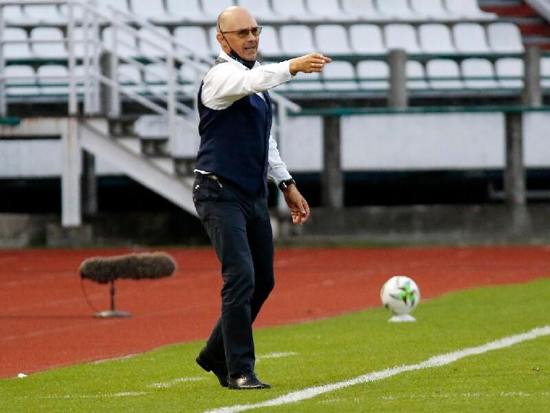 Alfredo Arias, entrenador de Cali