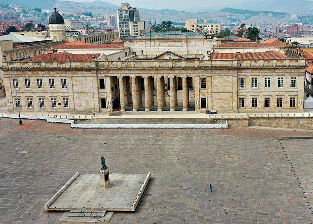 371311_Capitolio Nacional // Foto: AFP