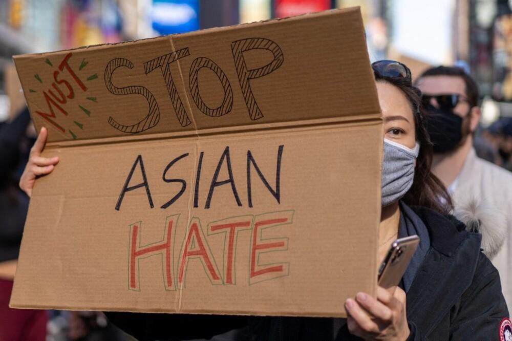 Protestas en Estados Unidos por asesinato de 8 personas de origen asiático