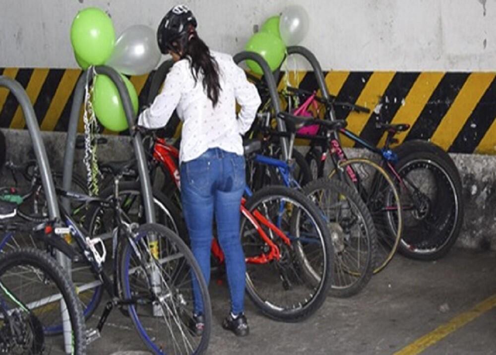 372081_BLU Radio. Parqueo para bicicletas / Foto: Alcaldía de Bucaramanga