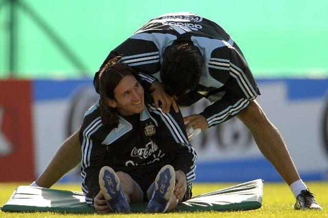 333655_Lionel Messi con la Selección Argentina