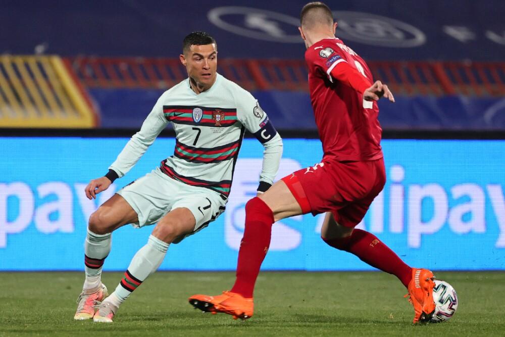 Cristiano Ronaldo Portugal Serbia 270321 Getty Images E.jpg