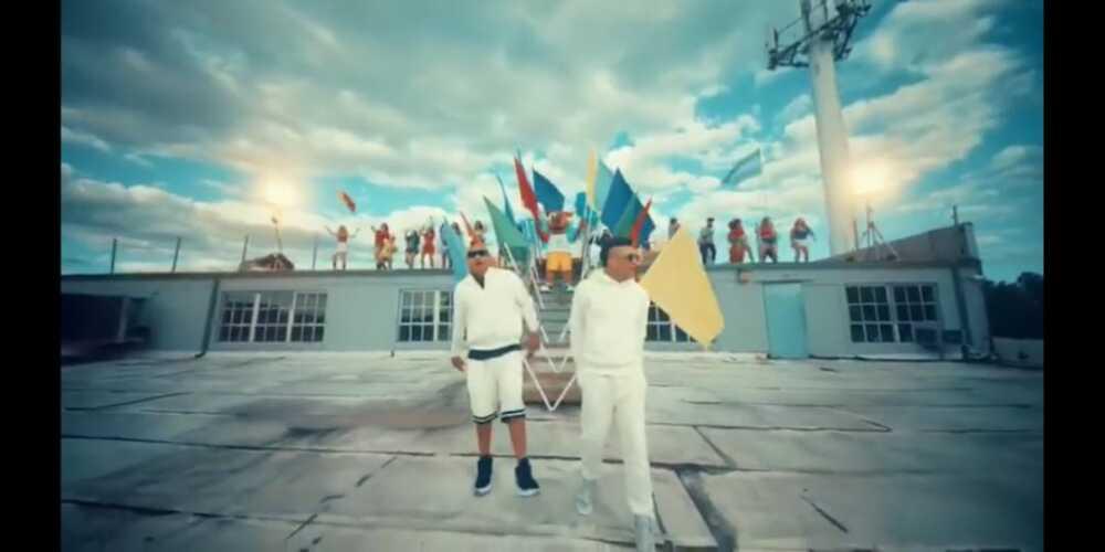 Canción Copa América
