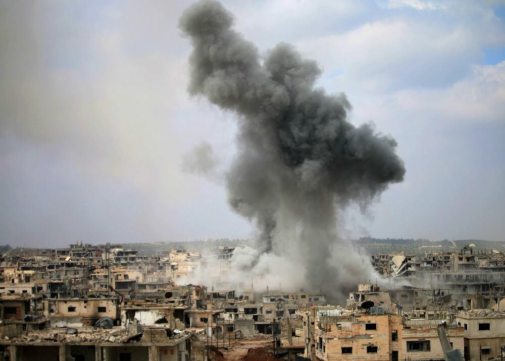 282244_BLU Radio, guerra en Siria / foto: AFP