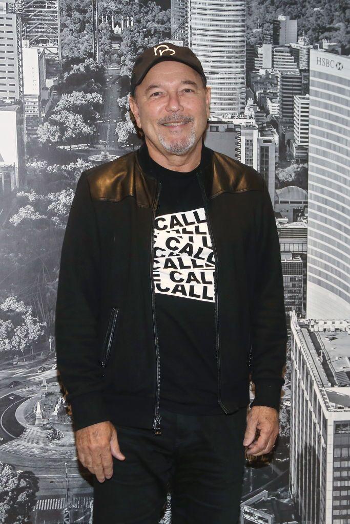 Ruben Blades Press Conference