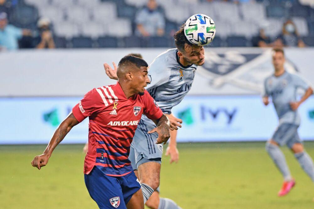 Harold Santiago Mosquera, futbolista FC Dallas