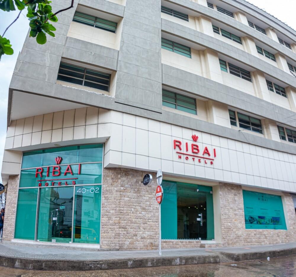 372084_BLU Radio // Hotel Ribai, en el centro de Barranquilla // Foto: cortesía