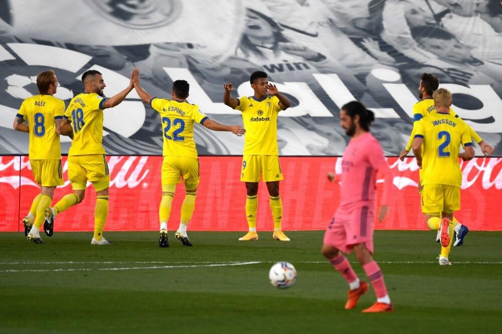 Cádiz vs Real Madrid