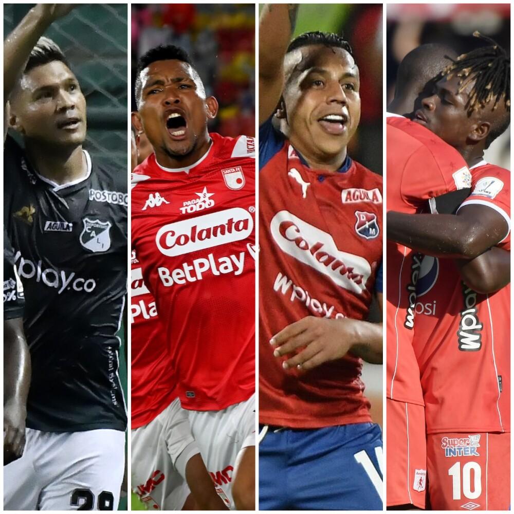 Se viene la fecha 12 en la Liga colombiana. Dimayor.jpg