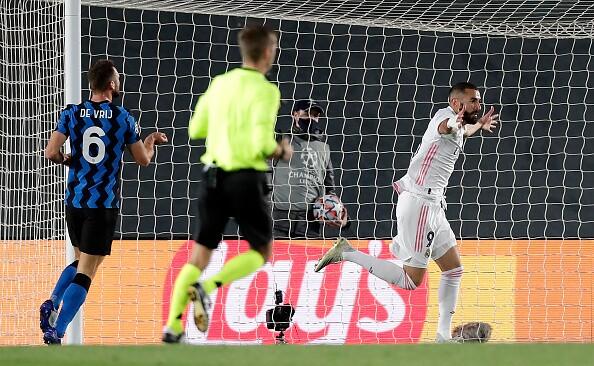 Gol Madrid