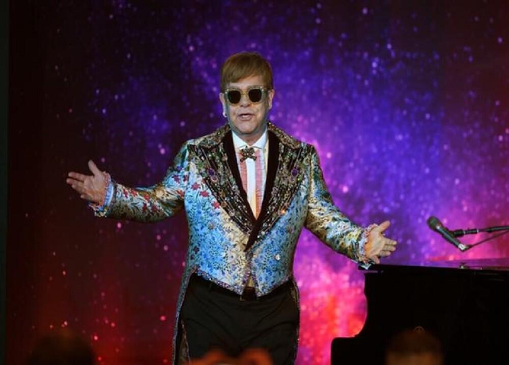 355481_BLU Radio // Elton John // Foto: AFP