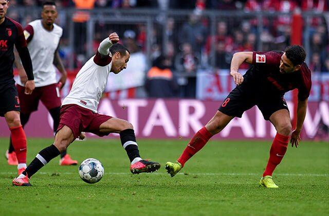 333924_Acción de juego Bayern vs. Augsburgo