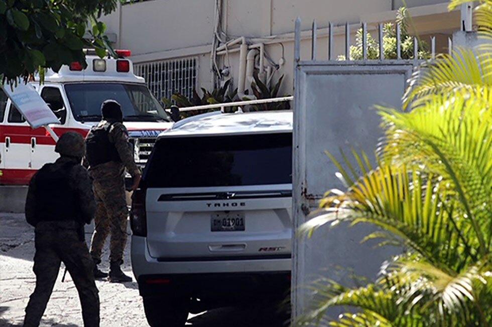Presidente de Haití, Jovenel Moise, fue asesinado en su casa en Puerto Príncipe