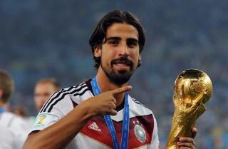 Sami Khedira Selección Alemania