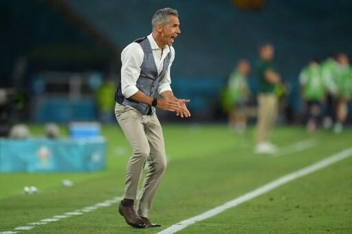 Paulo Sousa, entrenador de Polonia
