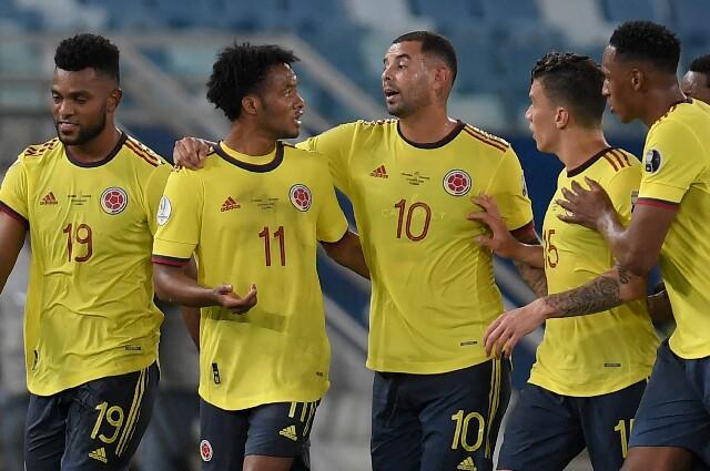 Selección Colombia en Copa América