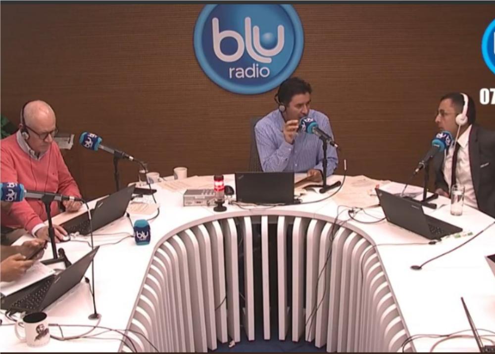 320454_Blu Radio // Contralor // Foto: Blu Radio