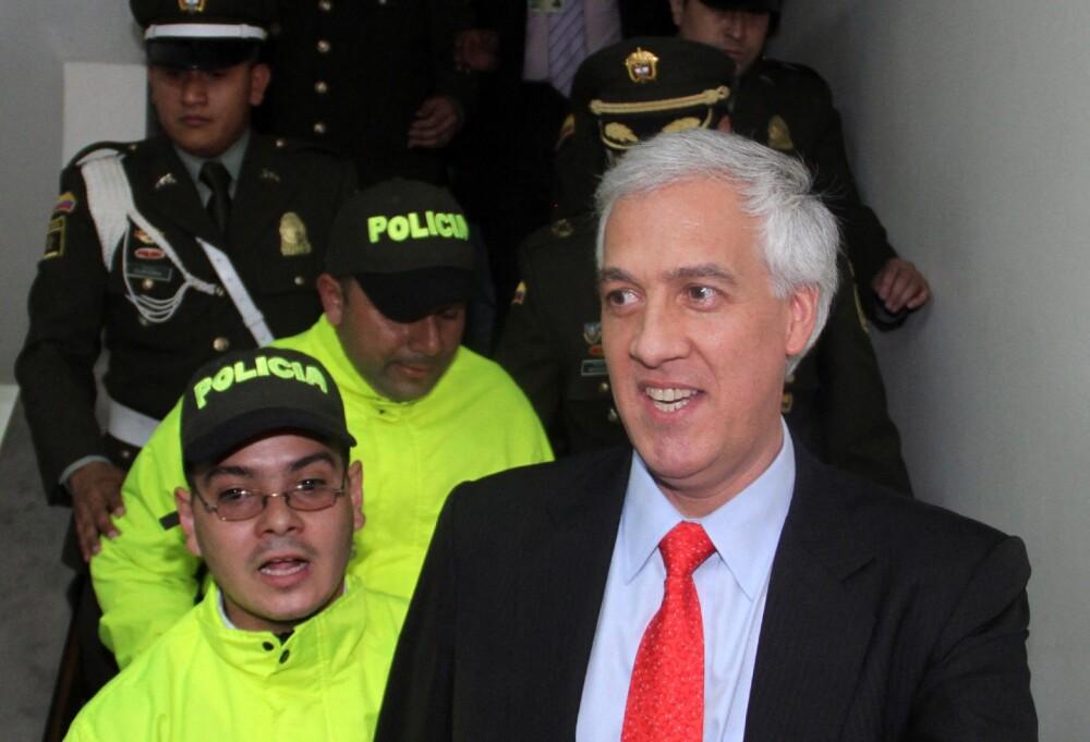 Exalcalde de Bogotá Samuel Moreno